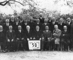 JG 1878 50-Jahrfeier Männer 1928