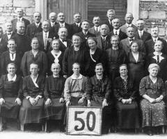 JG 1884/85 50-Jahrfeier 1935