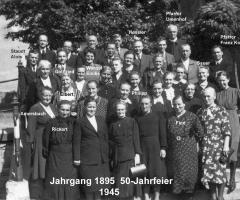 JG 1895 50-Jahrfeier 1945