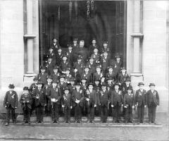 JG 1899 Kommunion 1908