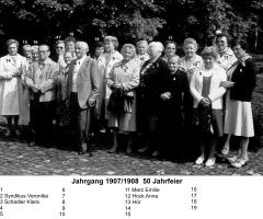 JG 1907/08 50er