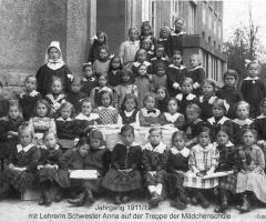JG 1911/12 Schulklasse 1920