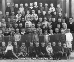 JG 1912 1. Klasse 1918 Kolb Hans