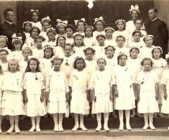 JG 1912 Kommunion Mädchen