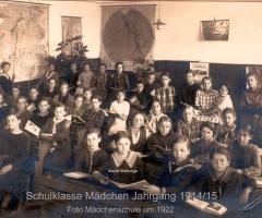 JG 1914/15 Mädchen