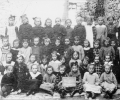 JG 1916/17 Schulklasse Mädchen
