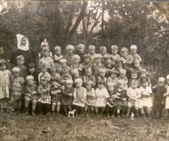JG 1922/23/24/25 Kindergarten ca 1927