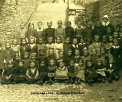 JG 1922 2. Klasse Mädchen
