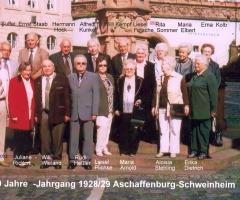 JG 1928/29 80-Jahrfeier 2009