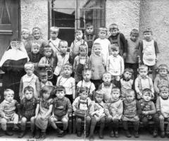 JG 1934/35 Linde Kindergarten