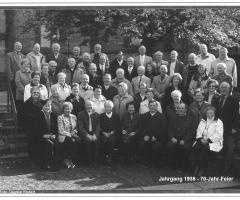 JG 1938 70-Jahrfeier