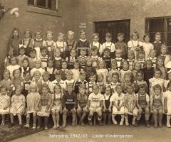 JG 1942/43 Kindergarten 1949