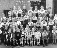 JG 1944/45/46/47 Buben Kindergarten 1950