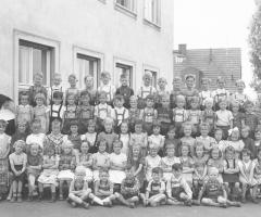 JG 1948/49 Kindergarten
