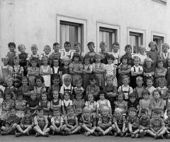JG 1949/50 Kindergarten 1953
