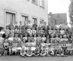 JG 1949 Kindergarten 1954