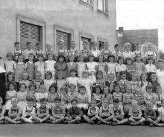 JG 1951/52 Kindergarten