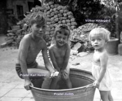Kinder Völker, Pradel Hensbachstr 1957