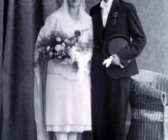 Appelmann Hans und Frieda 1931