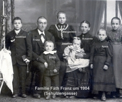Fäth Franz Schulzengasse 4 ca 1903
