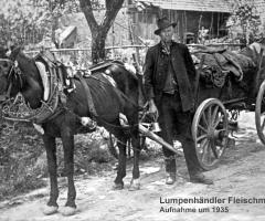 Fleischmann Lumpenhändler