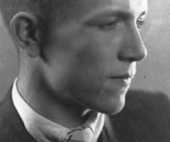 Grossmann Ernst 1942 Fotograf Hirtenecke