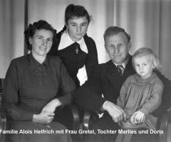Helfrich Alois Gretel Marlies Doris