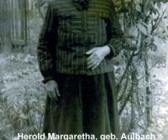 Herold Margaretha Aschaffenburger Str 1940