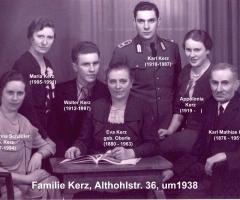 Kerz Karl Althohlstr 36 Familie