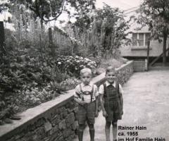 Kinder Weinbergstr N Schadler 1955