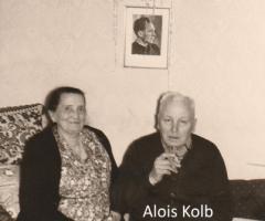 Kolb Elisabeth Alois
