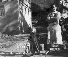 Rickert Katharina Eva Vogteihaus Marienstr
