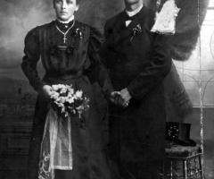 Sauer Josef Rosa Hochzeit 1909