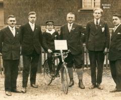 Schnatz Anton Gruppe Fahrrad