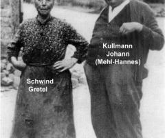 Schwind Gretel Altholstr Kullmann Johann