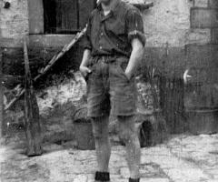 Sommer Walter 1950