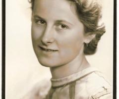 Syndikus Christina geb Hessler 1941