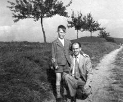 Walter Wüst Hensbachstr unbekannter Amerikaner