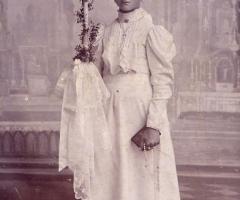 Weigand Magdalena genannt Lenchen verh. Sommer 1905