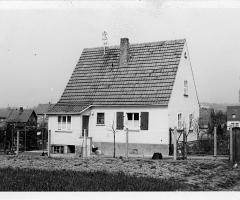 Wüst Elternhaus ca1955