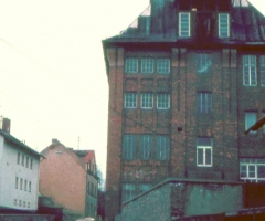 Altes Sudhaus um 1960