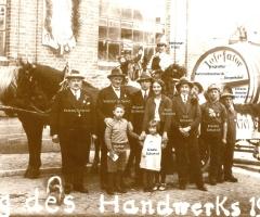 Tag des Handwerks 1933