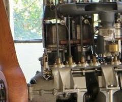 Gueldner_Produktion_Flugzeugmotor