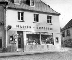Drogerie Brunner 50er Hirtenecke