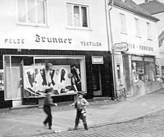 Drogerie Brunner 60er