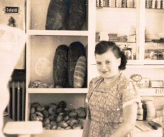 Bäckerei Henn Althohlstr 38 - 1957
