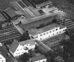 Gärtnerei Syndikus Wilhelm Weinbergstrasse