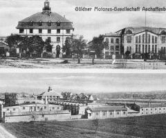 Güldner Motoren Werke um 1930