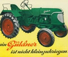 GUELDNER Traktor