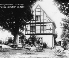 Dümpelsmühle 1958
